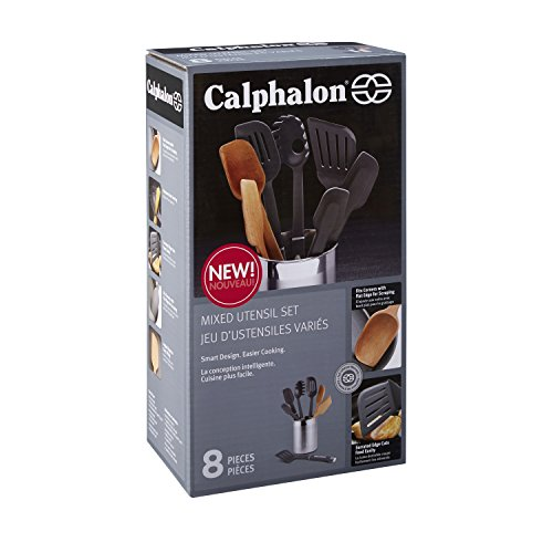 Calphalon Gourmet  Pc Mixed Kitchen Utensil Set