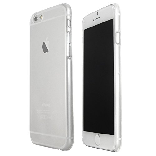 custodia silicone traslucida iphone 6