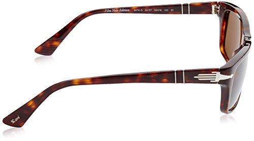 acb1374e7cdca Persol PO3074S Sunglasses 24 57-55 - Havana Frame
