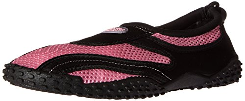Shoes Exercise Aqua Beach black Yoga Pool Wave pink Socks Women's Water PxSRww8E