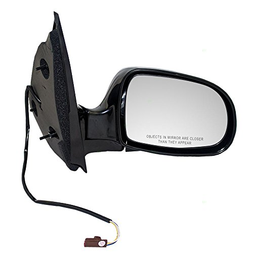 Passengers Power Side View Mirror Replacement for Ford Windstar Van ()