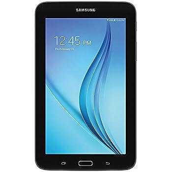 "Samsung Galaxy Tab E Lite 7.0"" 8GB (Black) (Certified Refurbished)"