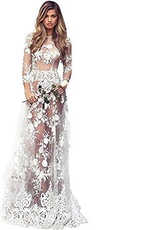7073fe2fb6870 Hitsanランジェリーホットコスプレホワイト花嫁ウェディングドレスUniform刺繍レースErotic下着床長ドレス