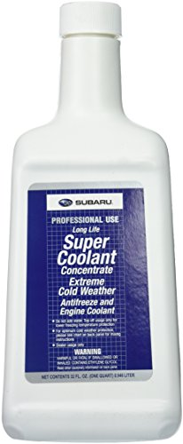 8V9260 Super Coolant Concentrate, 1 Quart Bottle, 1 Pack ()