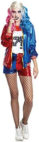 Disfraz Jokers Baby Mujer Pantalón Corto (Talla L) Halloween ...