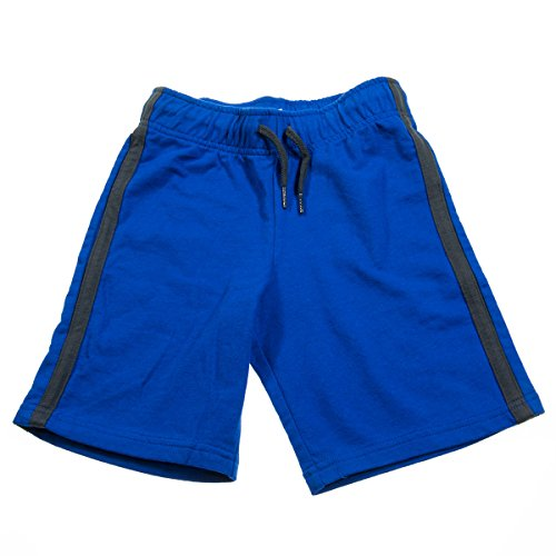 Boys Circo Striped 100% Cotton Shorts Navy XL from Circo