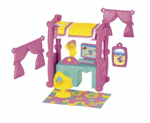 Fisher-Price Dora The Explorer Design and Surprise Furniture Dora's Bedroom
