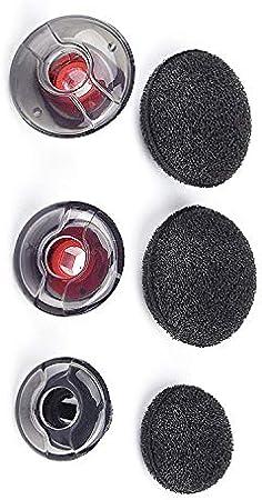 Juego de Almohadillas de Silicona para Auriculares Plantronics Voyager 5200 UC 5210 XiYu