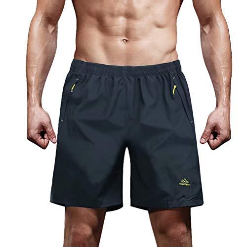 MAGCOMSEN Mens Workout Shorts Gym Shorts Men