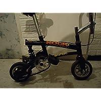 Mini bicicleta circense acrobacia