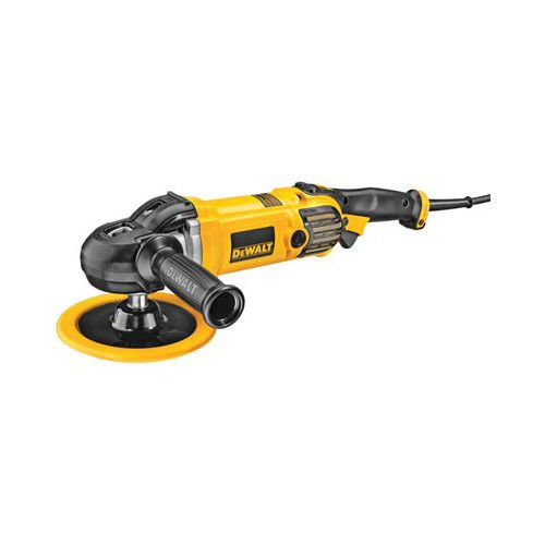 Dewalt DWP849XR 7 in. / 9 in. Variable Speed Polisher with Soft Start (Certified Refurbished)