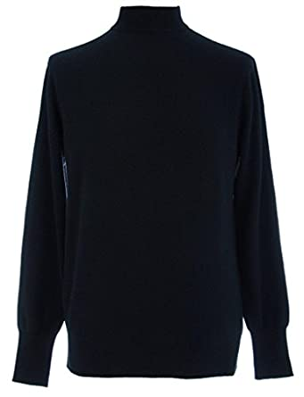 Shephe Men's Mock Turtleneck Cashmere Sweater at Amazon Men's ...