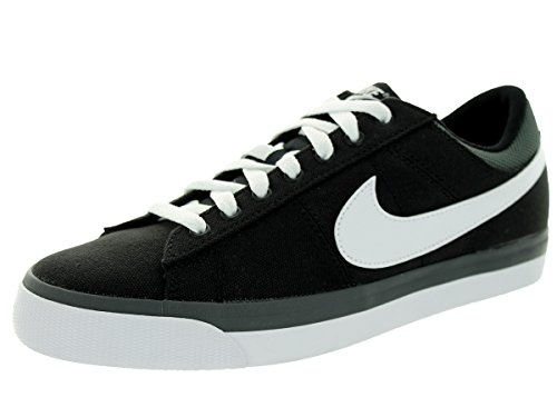 Nike Match Supreme TXT Black White Mens Trainers Black White