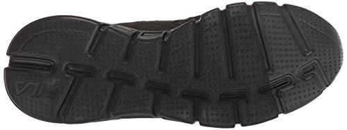 Fila Heren Geheugen Multiswift 2 Hardloopschoen Black / Zwart / Zwart