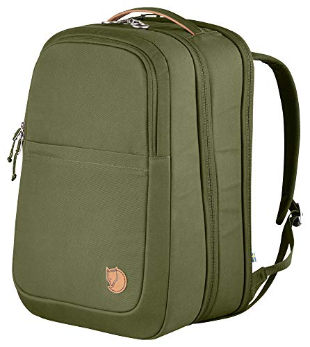 Fjallraven - Travel Pack Backpack for Everyday Use, Green (Best Backpack For Everyday Use)
