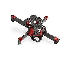 iFlight Vertigo VX2 Vertical Micro FPV Racing Quadcopter Frame Kit (Red)