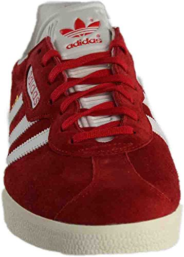Casual Gazelle Super Originals Adidas Men Red Vinwht Shoe Goldmt 5FqzxIgxw