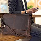 Clifton Heritage Briefcases for Men – Leather