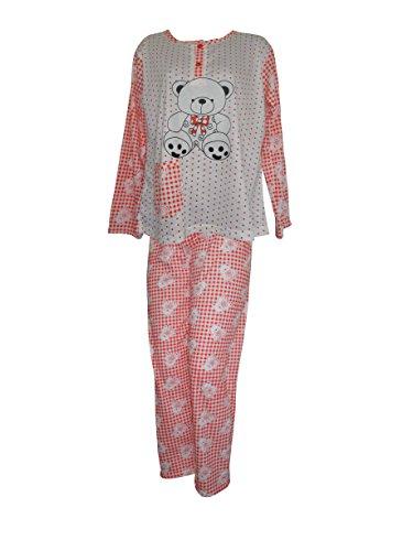 femiss - Pijama - para mujer naranja