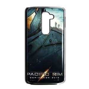 LG G2 Cell Phone Case Black Pacific Rim Poster 2 OJ554752