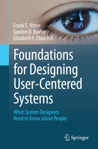 Download Foundations for Designing User-Centered Systems: What System Designers Need to Know about People Pdf