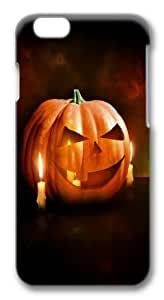 Halloween Pumpkin 2 Polycarbonate Hard Case Cover for iphone 5/5s inch 3D