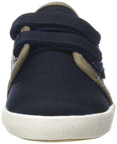brand new 97ec1 04d1d Niños Sugi Unisex Botas Velcro Faguo navy Bleu qOxwSE