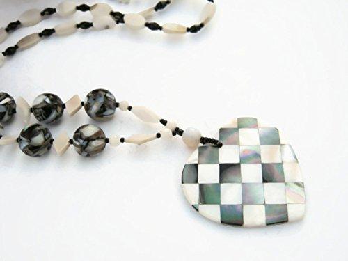 Black Pearl Heart - 28.5