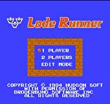 ASMGroup 8 bit Lode Runner 60 Pin Game Card Customized For 8 Bit 60pins Game Player