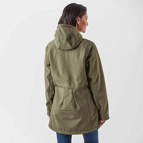 Parka Green Craghoppers Ingrid Veste Hooded Femme vwWI40q