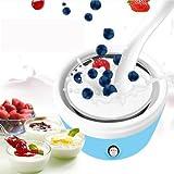 220V Stainless Steel Automatic Yogurt Maker DIY Yoghurt Container Kitchen DIY Appliance