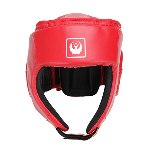 Professional Fitness Sport Safety Helmet Punch Taekwondo Kick Boxing Karate Heet Head Guard Gear Sparring Protector