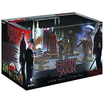 Wizkids Games Horrorclix Action Pack Freddy Vs. Jason