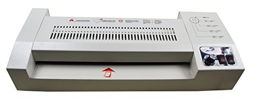 Professional 13'' Wide A3 4 Roll High Temperature Resist Hot Cold Laminator Laminating Machine for Document and Photo by Thermal Laminating