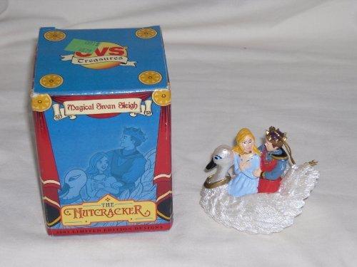 2001-the-nutcracker-magical-swan-sleigh-christmas-ornament