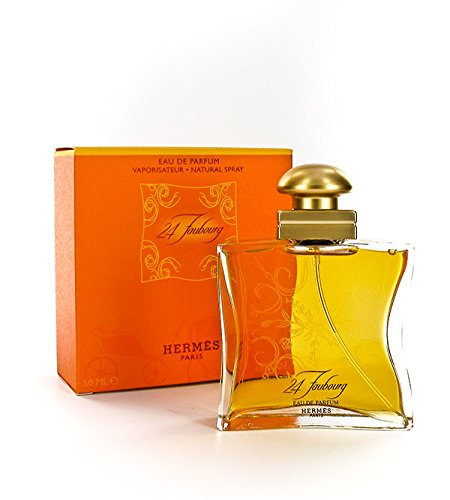 Amazoncom 24 Faubourg By Hermes For Women Eau De Parfum Spray
