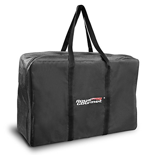 """Royal Gourmet 27"""" Heavy-duty Polyester Oxford Outdoor Carry Bag for Portable Grills (Grill Portable Cover)"""