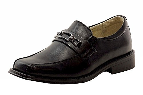 Easy Strider Boys 37418 Zapatillas De Deporte Performance Loafer School Uniform Negro