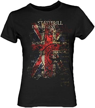 Heritage Staff Bull Department T-Shirt damski: Odzież