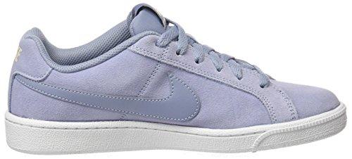 Nike Grigio Royale Ginnastica Grey Donna Suede glacier Grey Court Scarpe Da glacier muslin aa0rwZq
