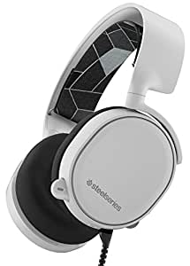 Headset Gamer Steelseries Arctis 3 White 7.1 - 61434