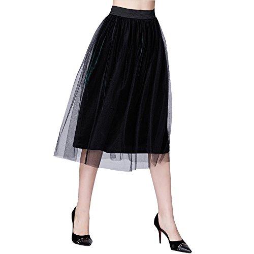 Velvet Patchwork Skirt - 3