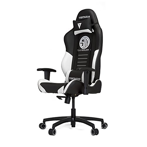 Vertagear VG-SL2000 TSM Racing Series Gaming Chair,Large,Black White