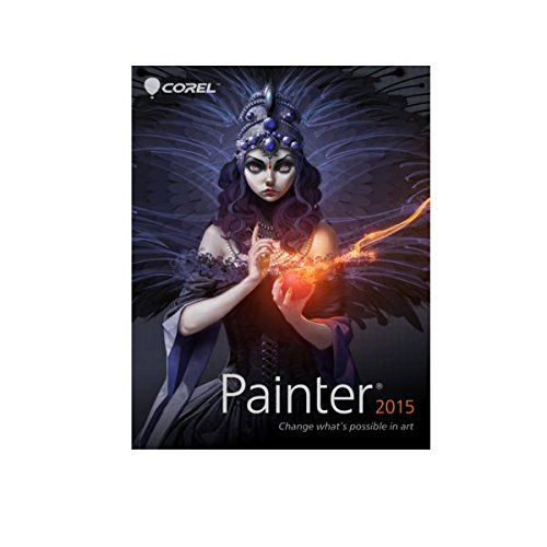 Painter 2015 for Mac (Old Version) [Download] by Corel