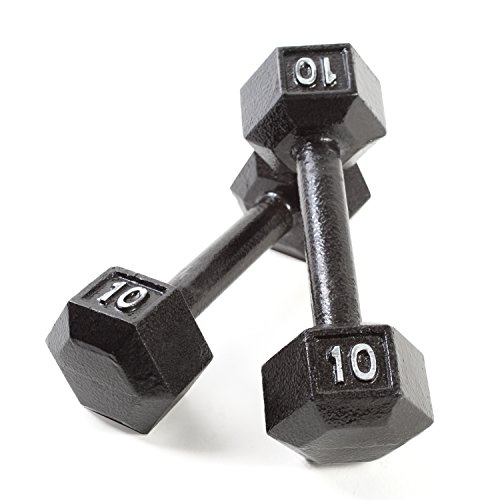 CAP Barbell Cast Iron Dumbbell