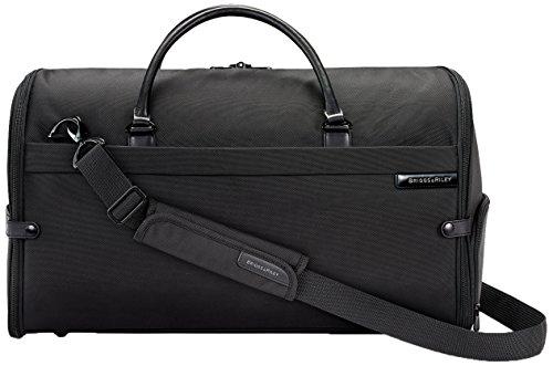 Rolling Luggage Suiter (Briggs & Riley Baseline Suiter Duffle, Black)
