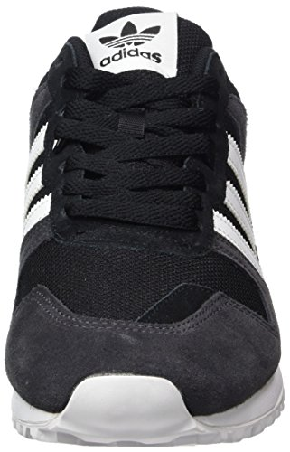 ADIDAS ZX 700 Schuhe Gr. 44 12 Sneaker Sportschuhe Herren Dunkelrot BB1216