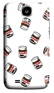 Samsung Galaxy S4 I9500 Cases & Covers - Chocolate Sauce Custom PC Soft Case Cover Protector for Samsung Galaxy S4 I9500
