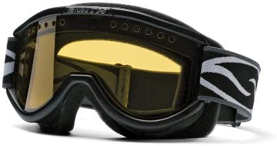 Smith Snow SME Dual Airflow AFC Lens Goggle Black and Yellow