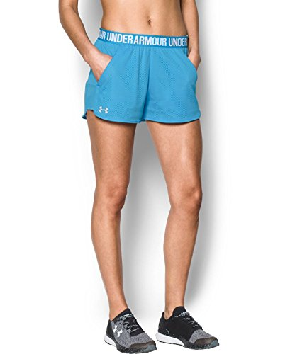 Under Armour Women's Play Up Mesh short 2.0
